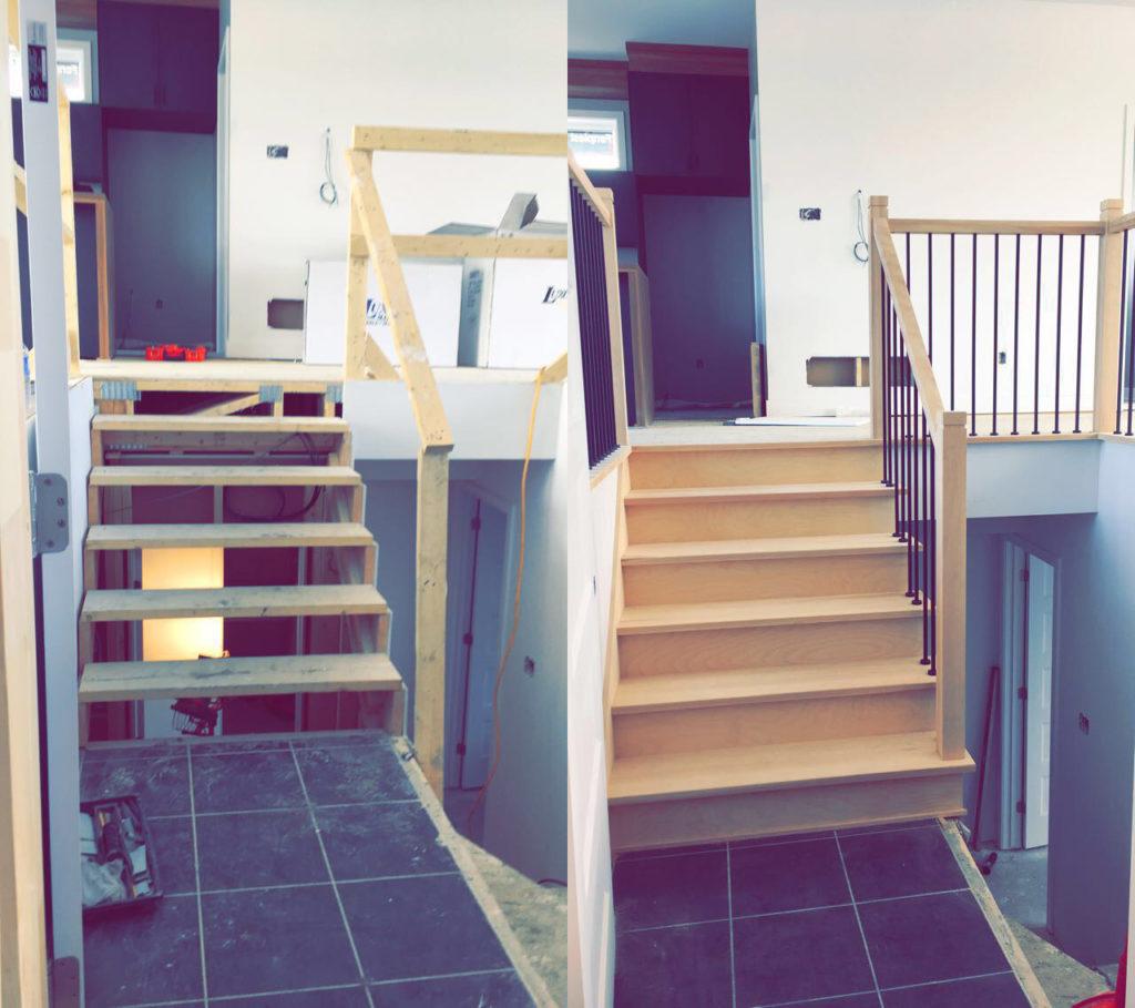 marche escalier
